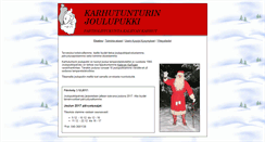 Preview of karhutunturi.net